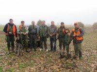 Kontrola lova 2013.godine