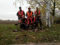 Lovci Revira 1 u lovu 2013.godine